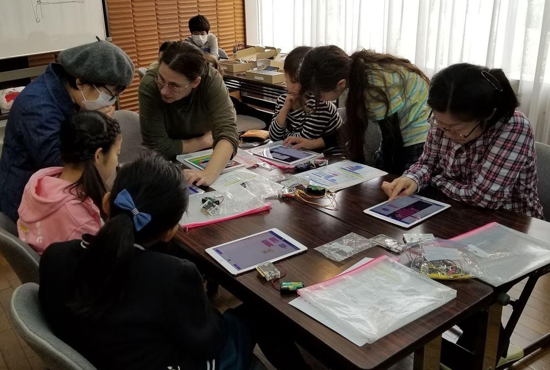 デジタル寺子屋@つづき12/9